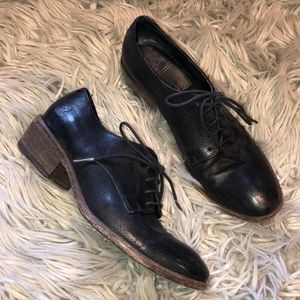 Frye Carson oxford loafers 7.5 lace up